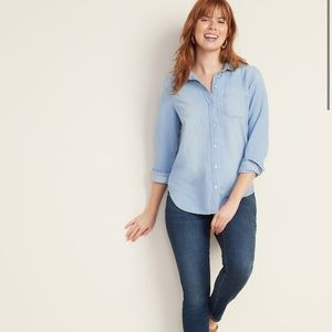 NWT Denim Shirt